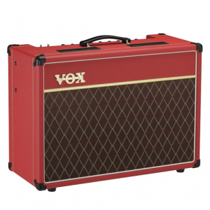 Vox AC15C1-RED 15 Watt Greenback Custom Seri